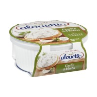 Alouette Cheese Soft Spreadable Garlic & Herbs 6.5 OZ