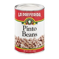 La Preferida Pinto Beans (can) - 15 OZ