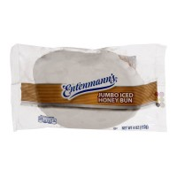 Entenmann's Jumbo Iced Honey Bun - 4.0 OZ