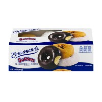 Entenmann's Soft'ees Donuts Assorted with Frosted - 12 CT / 17.0 OZ