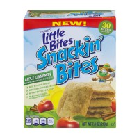 Entenmann's Little Bites Snackin' Bites Apple Cinnamon - 5 PKS
