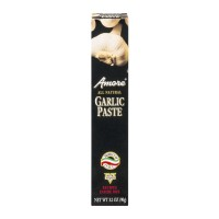 Amore All Natural Garlic Paste - 3.2 OZ