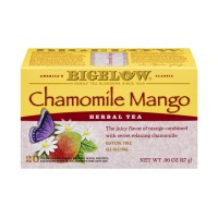 Bigelow Herbal Tea - Chamomile Mango - 20 CT 0.96 OZ