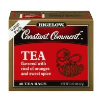 Bigelow Black Tea - Constant Comment - 40 CT 2.37 OZ