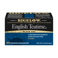 Bigelow Black Tea - English Teatime - 20 CT 1.5 OZ