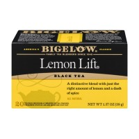 Bigelow Black Tea - Lemon Lift - 20 CT 1.37 OZ