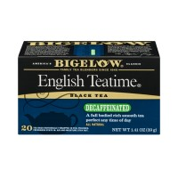 Bigelow Black Tea - Decaffeinated - English Teatime - 20 CT 1.41 OZ