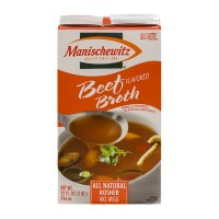 Manischewitz Beef Broth - 32.0 FL OZ