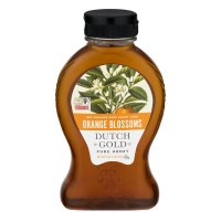 Dutch Gold Pure Honey Orange Blossoms - 16.0 OZ