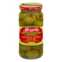 Mezzetta Super Colossal Spanish Queen Olives Pimiento Stuffed - 10.0 OZ