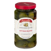 Mezzetta Artisan Blend Appetizer Olives in Dipping Oil - 10.0 OZ