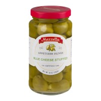 Mezzetta (Green) Appetizer Olives - Blue Cheese Stuffed - 10.0 OZ