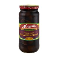 Mezzetta Whole Greek Kalamata Olives - 10.0 OZ