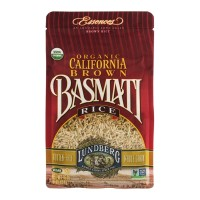 Lundberg Organic California Brown Basmati Rice - 32 OZ