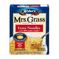 Wyler's Mrs. Grass Soup Mix - Extra Noodle - 2 CT