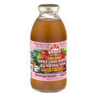 Bragg Organic Apple Cider Vinegar All Natural Drink Pomegranate-Goji Berry - 16.0 FL OZ