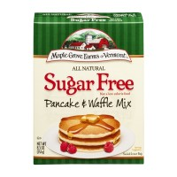 Maple Grove Farms Of Vermont Pancake & Waffle Mix - Sugar Free 8.5 OZ
