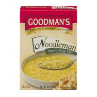 Goodman's Noodleman Noodle Soup Mix - 2 CT / 4.0 OZ