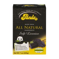 Panda Soft Licorice 7 OZ