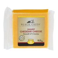 Black Creek Cheddar Cheese - Sharp 7 OZ