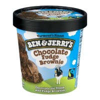 Ben and Jerry's Ice Cream - Chocolate Fudge Brownie 1 PT