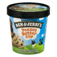Ben and Jerry's Ice Cream - Peanut Butter Cup 1 PT