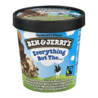Ben and Jerry's Ice Cream - Everything But The... 1 PT
