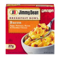 Jimmy Dean Breakfast Bowl Bacon - 7.0 OZ