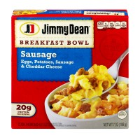 Jimmy Dean Breakfast Bowl Sausage - 7.0 OZ