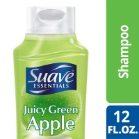 Suave Essentials Shampoo Juicy Green Apple - 12.0 FL OZ