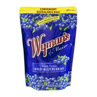 Wyman's of Maine Wild Blueberries Fresh Frozen - 15 OZ