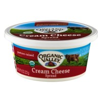 Organic Valley Cream Cheese Spread - 8.0 OZ