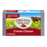 Organic Valley Cream Cheese - 8.0 OZ