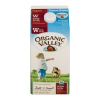 Fresh Milk Organic Valley Whole -.5 GL
