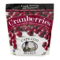 Cape Cod Select Cranberries NON GMO - 16 OZ