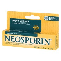 Neosporin First Aid Antibiotic Ointment Original - .5 OZ