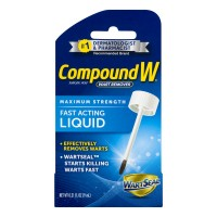Compound W Maximum Strength Wart Remover Fast Acting Liquid - 0.31 FL OZ