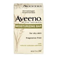 Aveeno Active Naturals Moisturizing Bar for Dry Skin - 3.5 OZ