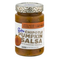 Frontera Chipotle Pumpkin Salsa LIMITED EDITION - 16.0 OZ