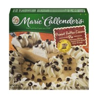 Marie Callender's Peanut Butter Cream Pie - 28 OZ