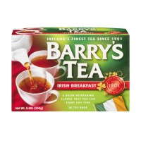 Barry's Tea Bags - Irish Breakfast - 80 CT