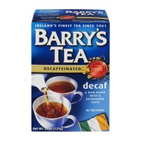 Barry's Tea Bags - Decaffeinated - 40 CT