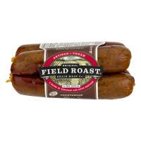 Field Roast Grain Meat Sausages Vegetarian Mexican Chipotle - 4 CT / 12.95 OZ