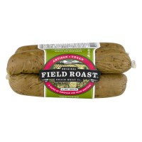 Field Roast Grain Meat Co. Grain Meat Sausages Smoked Apple Sage - 4 CT / 12.95 OZ