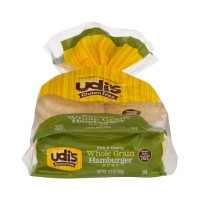 Udis Gluten Free Hamburger Buns - Whole Grain - 4 CT / 10.8 OZ