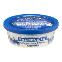 Salemville Amish Gorgonzola Cheese - Crumbles 4 OZ