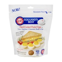 Eggland's Best Hard-Cooked Peeled Eggs Medium - 10 CT