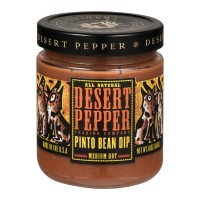 Desert Pepper Trading Company Pinto Bean Dip Medium - 16.0 OZ