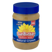 SunButter Sunflower Butter Natural Crunch - 16.0 OZ