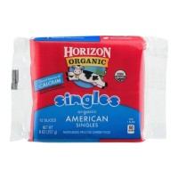 Horizon Organic American Cheese Singles - 12 CT / 8.0 OZ